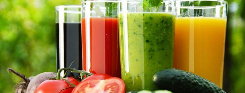 น้ำผักผลไม้อะไรดีต่อสุขภาพบ้าง